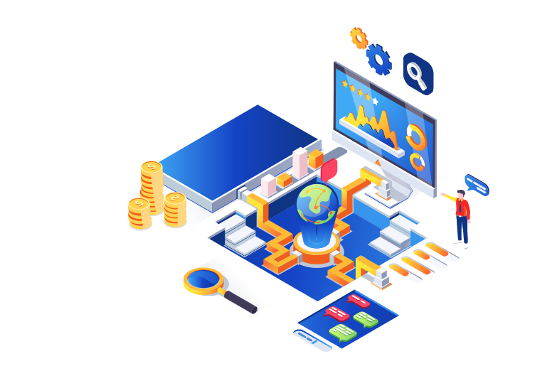 Analytics in procurement of ecommerce portal